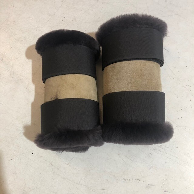 Sheepskin Paddock Boots (Small Pony)