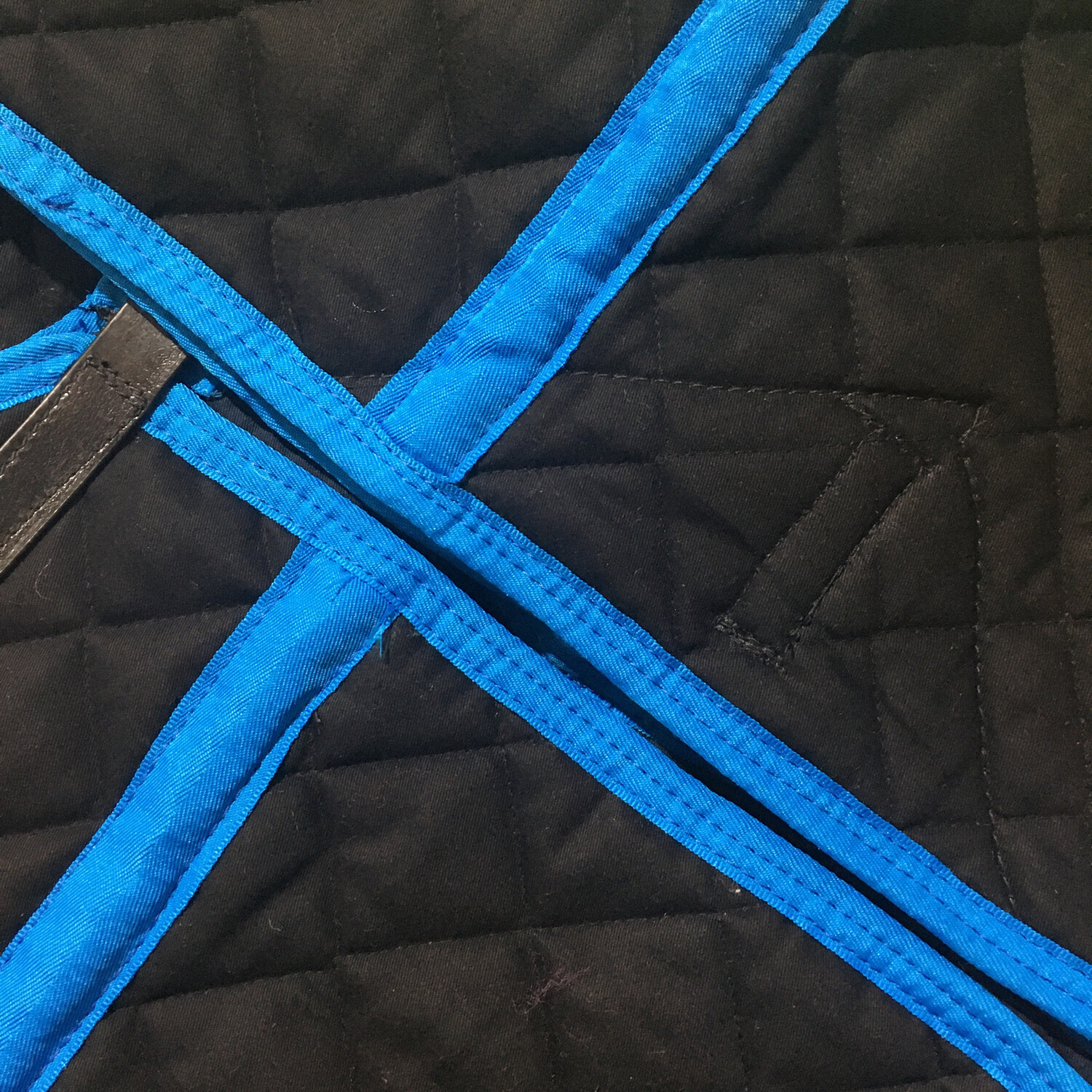 5'3 Quilted Paddock Rug - 2 tone
