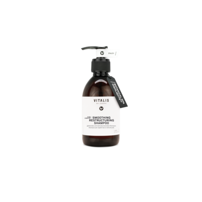 SMOOTHING RESTRUCTURING SHAMPOO, 250ML