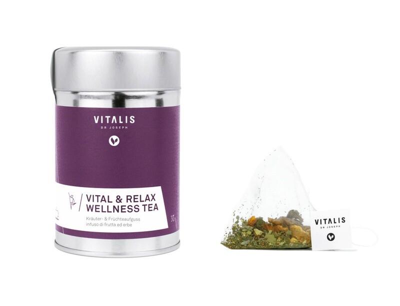 VITAL & RELAX WELLNESS TEE