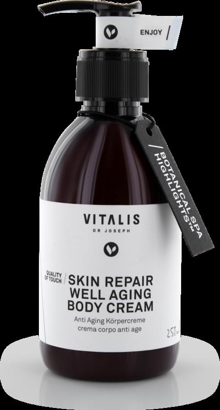SKIN REPAIR WELL AGING BODY CREAM, 250ML