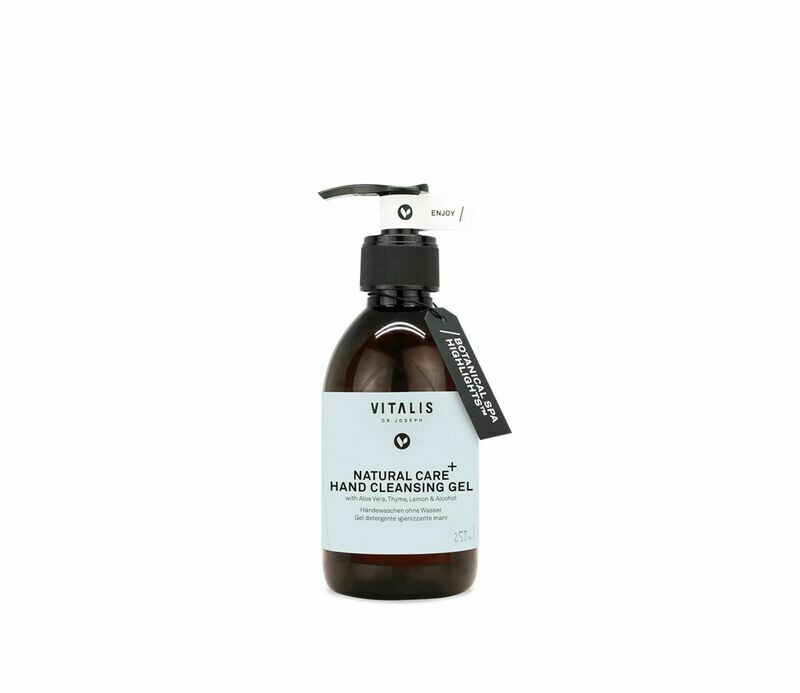NATURAL CARING HAND CLEANSING GEL, 250ML