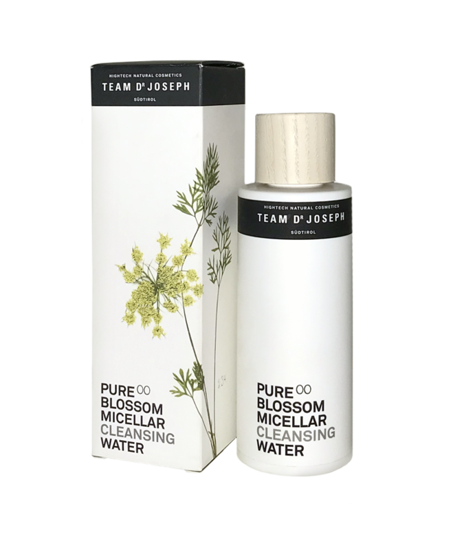 PURE BLOSSOM MICELLAR CLEANSING WATER, 200ML