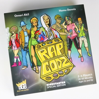 Rap Godz: Kickstarter Special Edition