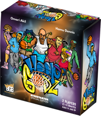 Hoop Godz: Kickstarter Edition