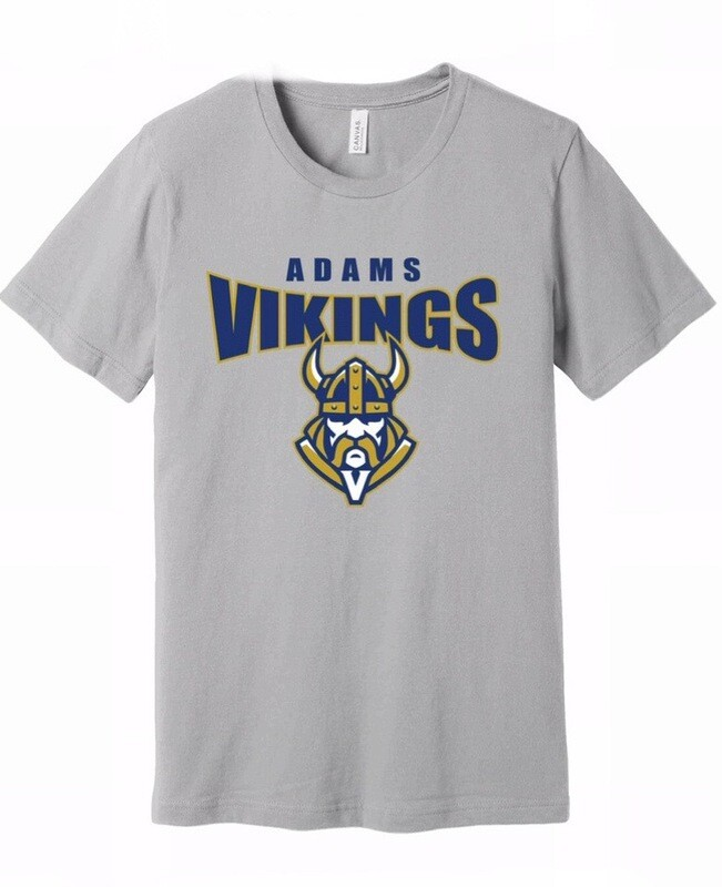 Light Gray Vikings T-Shirt