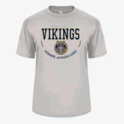 Vikings Performance T-Shirt - White