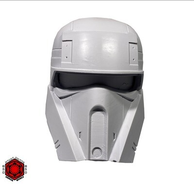 Shoretrooper Helmet Kit Rotocast Resin