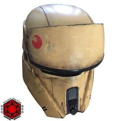 Shoretrooper Helmet Decal