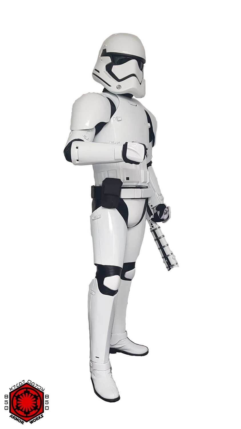 First Order Stormtrooper ABS Armor costume kit