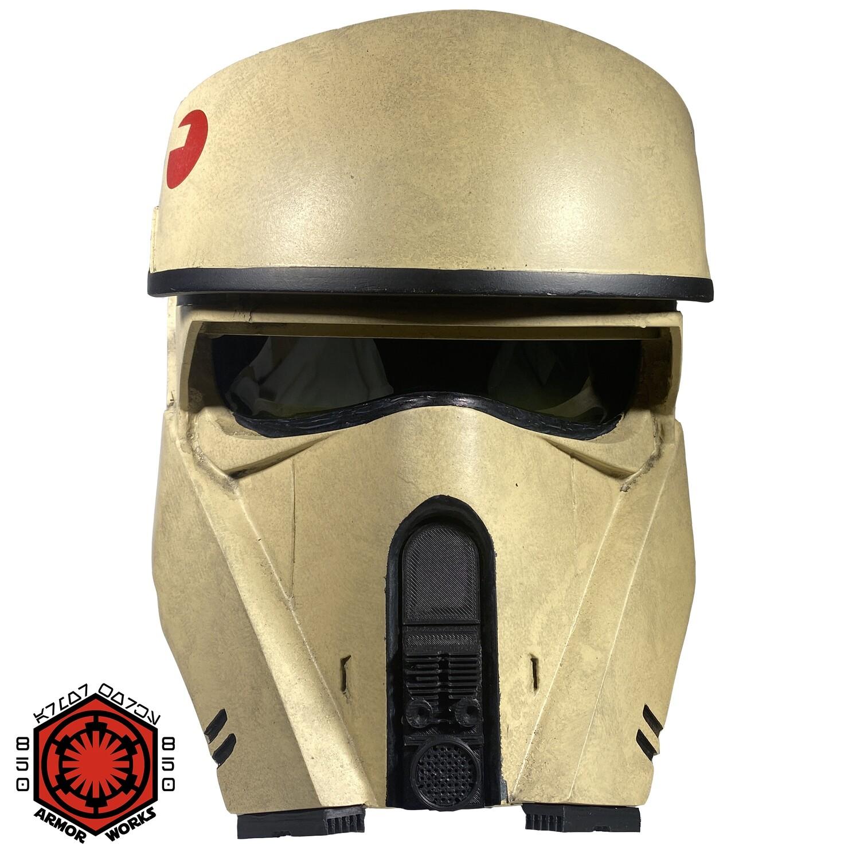 Shoretrooper ACT Driver Helmet Kit Rotocast Resin