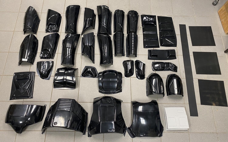 Death Trooper Costume Armor KIT