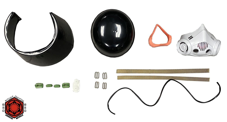 MudTrooper Helmet Kit