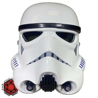 Rogue One Storm Trooper Helmet