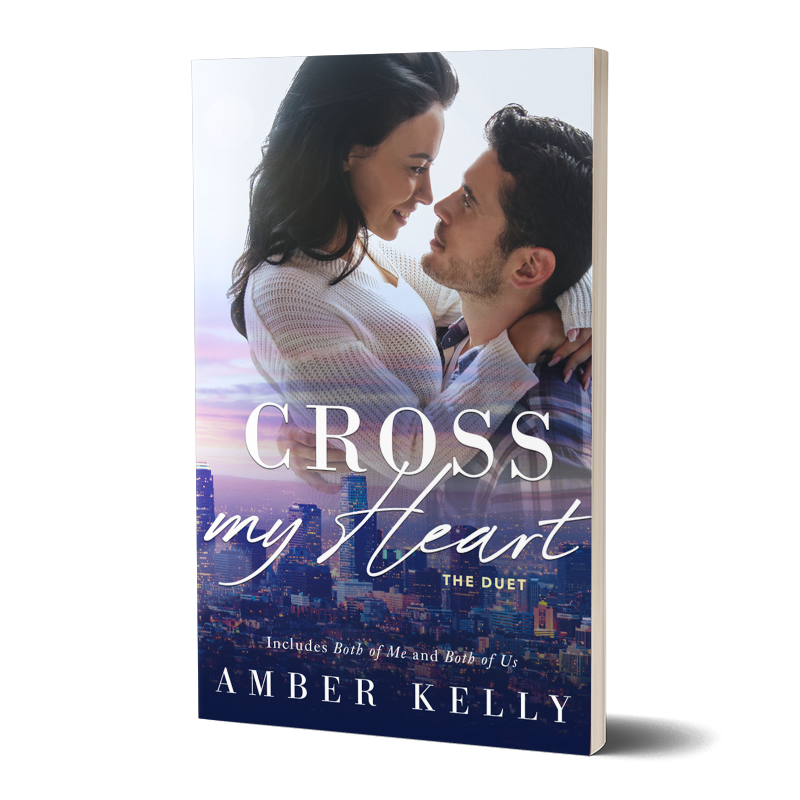 Cross My Heart: The Duet  Paperback
