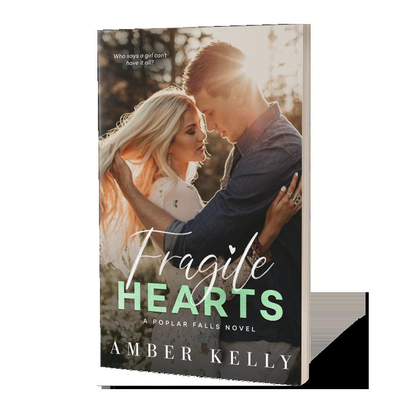 Fragile Hearts Paperback