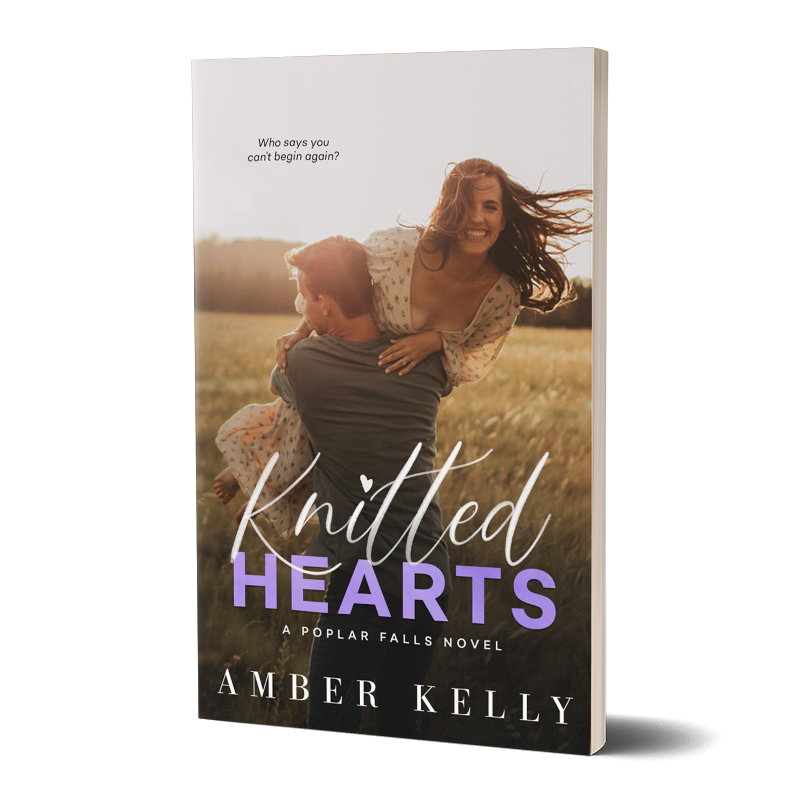 Knitted Hearts Paperback
