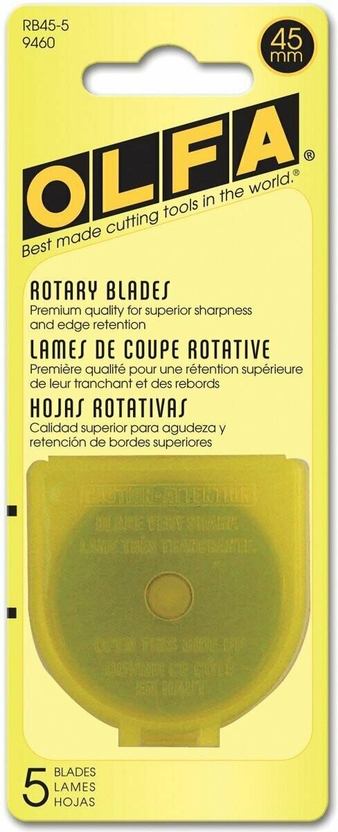 ROTARY BLADE REFILL ( 45 MM) | Olfa