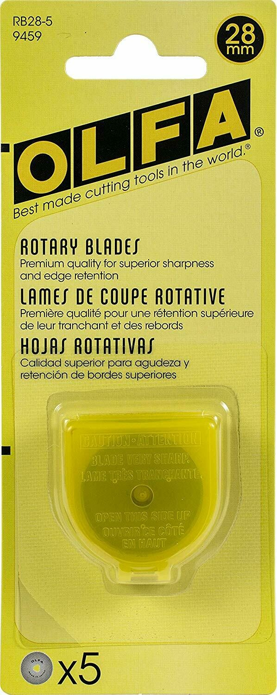 ROTARY BLADES (28 MM - 2 PC) | Olfa