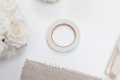 DOUBLE STICK FUSIBLE TAPE ( 1/2