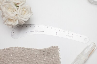 French Curve Ruler 18