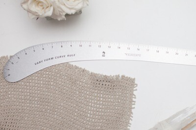 French Curve Ruler 24