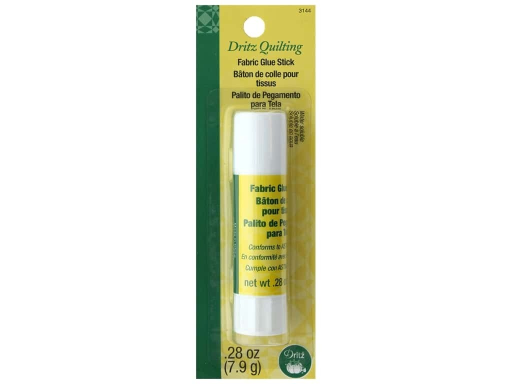 FABRIC GLUE STICK (.28 OZ) | Dritz