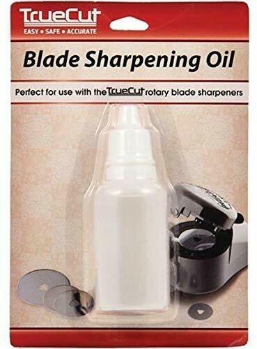 BLADE SHARPENING OIL | True Cut