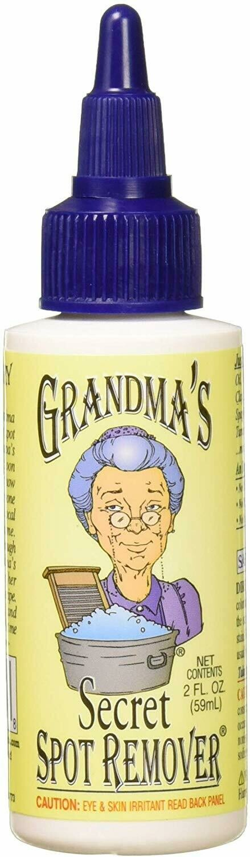 GRANDMA'S SECRET SPOT REMOVER (2 FL OZ) | Grandma's Secret