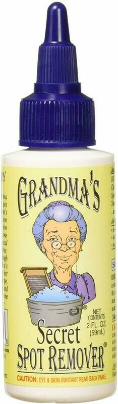 GRANDMA'S SECRET SPOT REMOVER (2 FL OZ) | Grandma's Secret