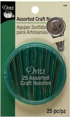 ASSORTED CRAFT NEEDLES | Dritz