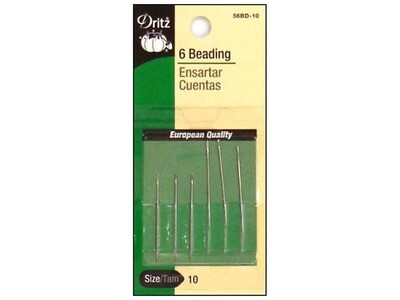 BEADING NEEDLES (6 PC) | Dritz
