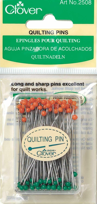 QUILTING PINS (100 PCS) | Clover