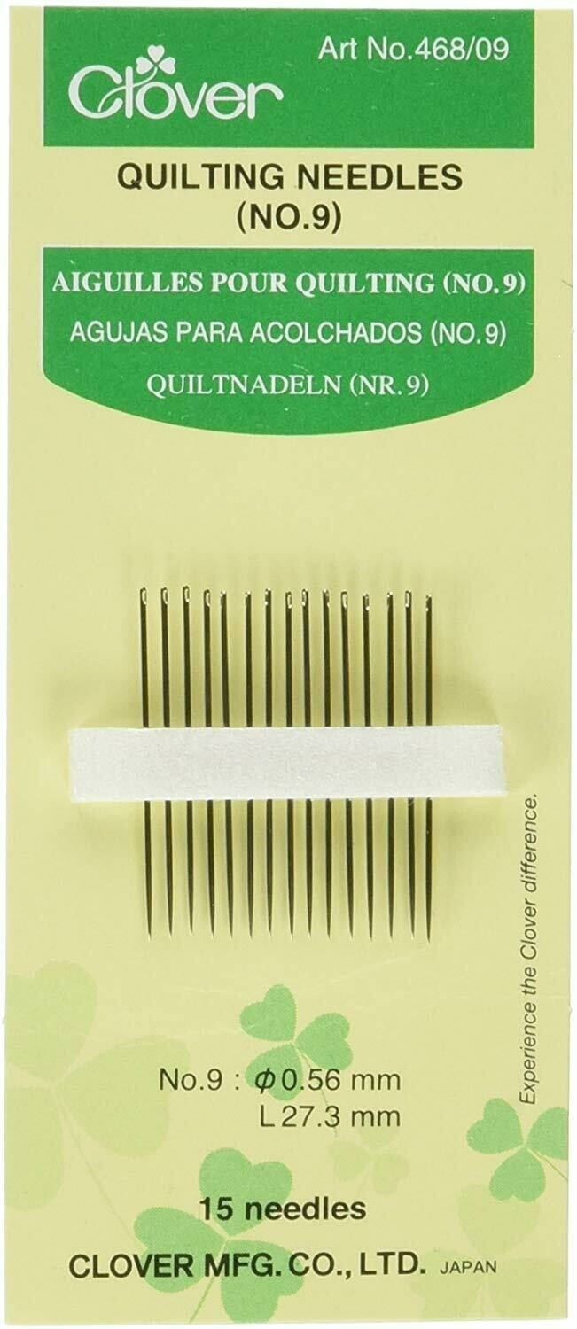 QUILTING NEEDLES (15 PC) | Clover