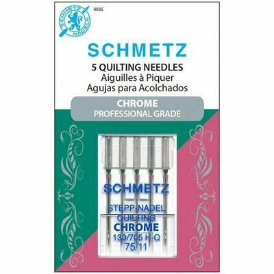 QUILTING NEEDLES (130/705 H-Q CF 75/11) | Schmetz