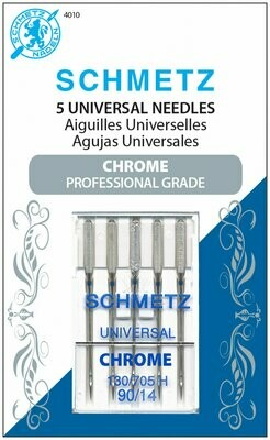 UNIVERSAL NEEDLES (130/705 H CF 90/14 x 5 PC)  | Schmetz