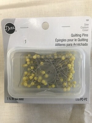 QUILTING PINS  1 3/4