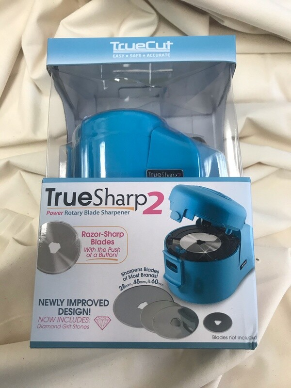 ROTARY BLADE SHARPENER | True Cut