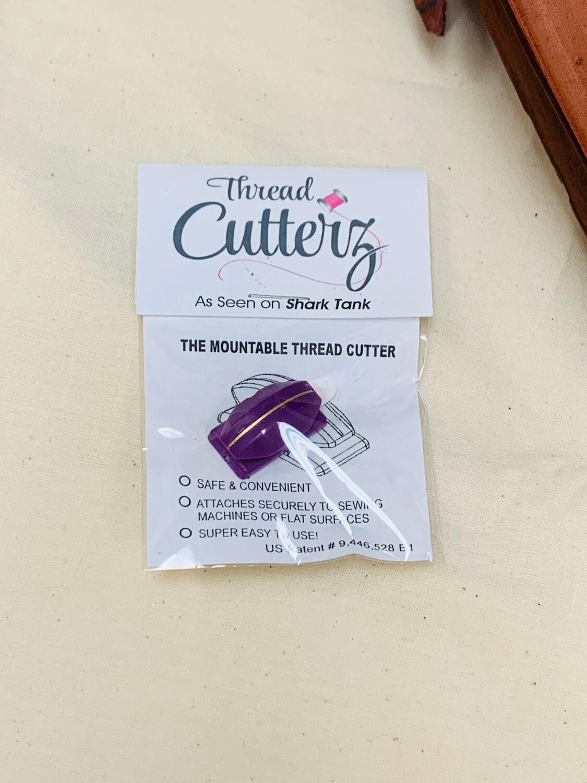 MOUNTABLE THREAD CUTTER   Thread Cutterz