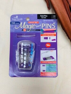 MAGIC FORK PINS - FINE (30 PC) | Taylor Seville Originals