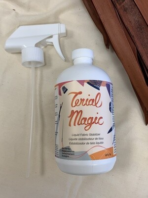 LIQUID FABRIC STABILIZER (16 FL OZ) | Terial Magic