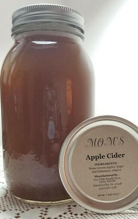 Mom's Apple Cider