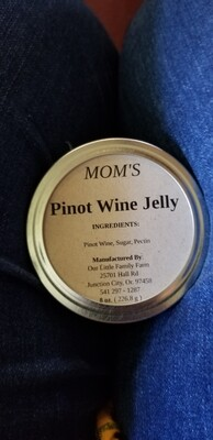Mom's Pinot Wine Jelly