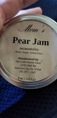 Mom's Pear Jam