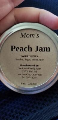 Mom's Peach Jam