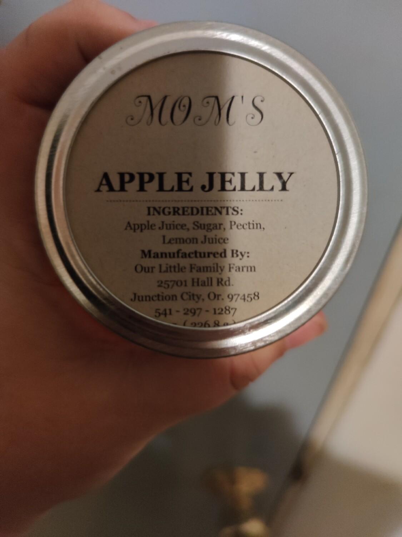 Mom's Apple Jelly