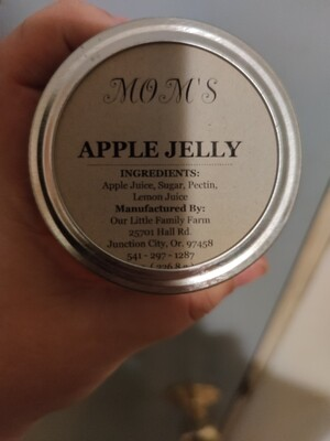 Mom's Apple Jelly