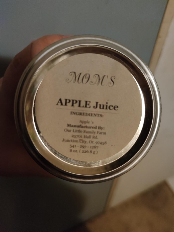 Mom's Apple Juice