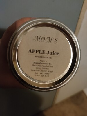 Mom's Apple Juice