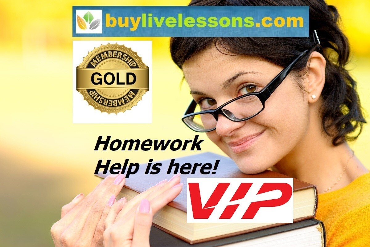 BUY GOLD HOMEWORK HELP, UP TO 200 PAGES